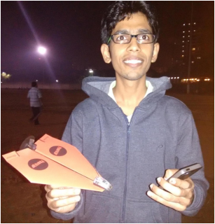 Giveaway – PowerUp 3.0 Smartphone controlled Paper Airplanes (Only Indian Shipping)