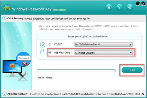 How to Recover Forgotten Windows 10 Password?