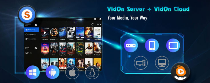 VidOn Cloud Beta Testers Wanted [Announcement]