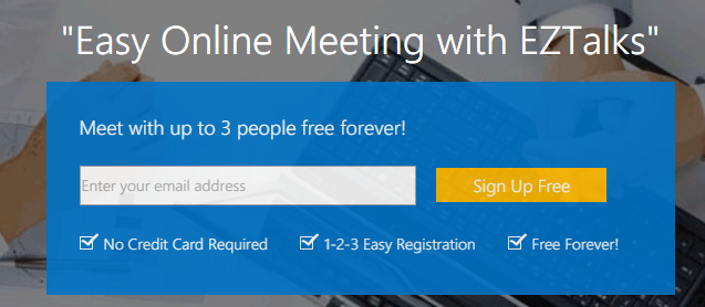 Free Video Conferencing with EZTalks #Giveaway