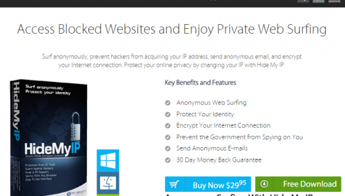 Hide My IP Review & Features – Here's why you should use it!