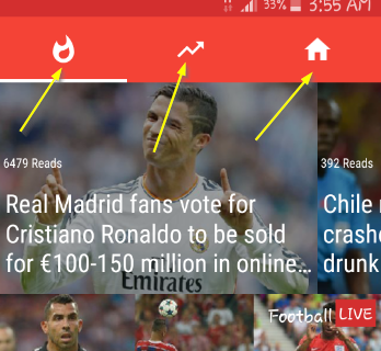 Sportskeeda Live – A Perfect Android App for Sports Lovers