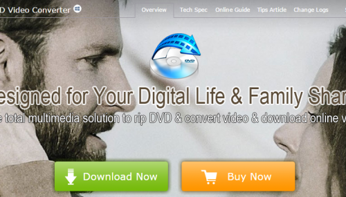 WonderFox DVD Video Converter (Review + Giveaway)