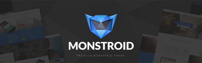 Monstroid – Check Out This New Multipurpose WordPress Theme