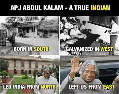 east-west-north-south-APJ Abdul Kalam