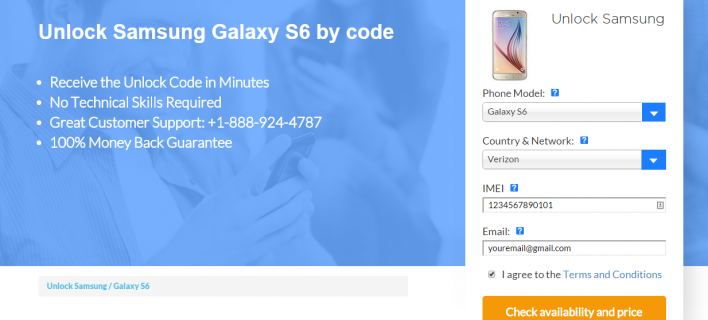 How to Unlock Your Samsung Galaxy S6 and Galaxy S6 Edge?
