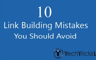link building mistakes you should avoid
