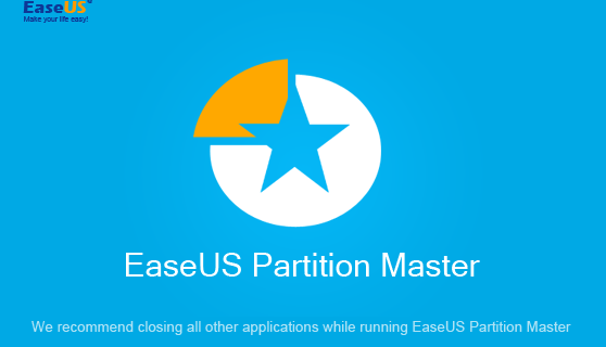 EaseUS Partition Master: Managing Your Disk Space Is No More Troublesome