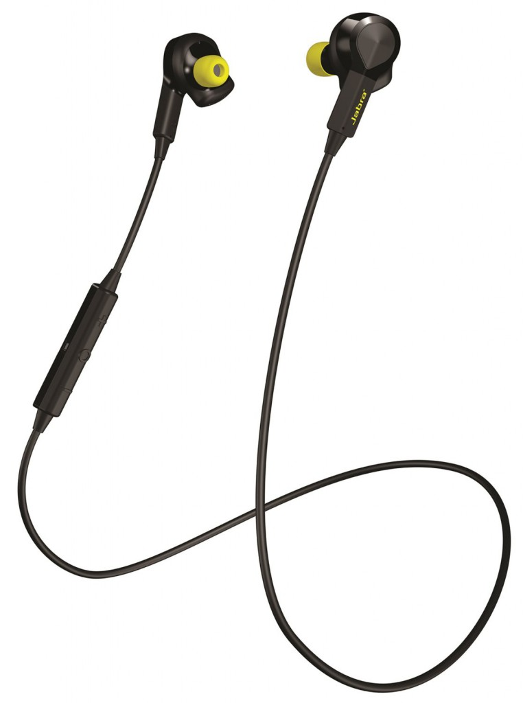 Jabra Sport Pulse Wireless Bluetooth Earbuds