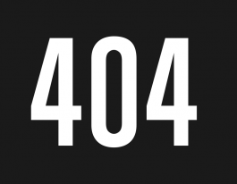 404 not found pages