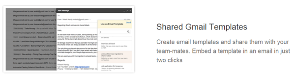 share contacts between Gmail accounts