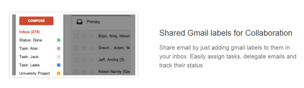 how to share contacts in Gmail