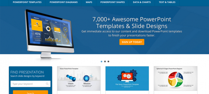 SlideModel – One Stop Destination for Premium Professional PowerPoint templates!