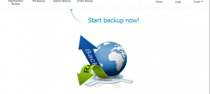 Backup Software Review- EaseUS Todo Backup for Windows