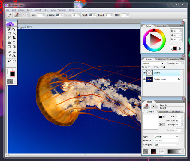 12 good drawing programs for pc for Good art software