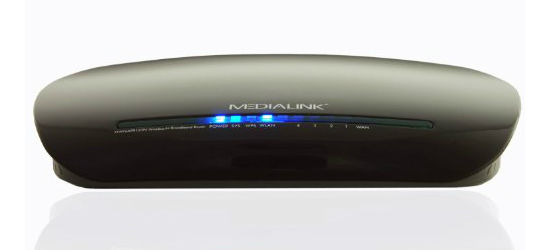 Medialink High-Speed Wireless N MWN-WAPR150N