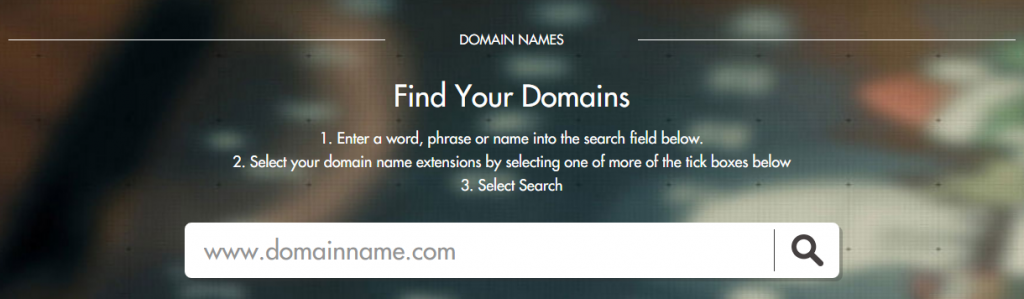 find domains - Temok