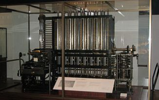 second difference engine