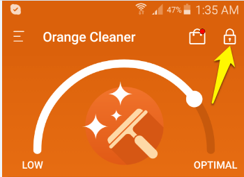 Orange Cache Cleaner3