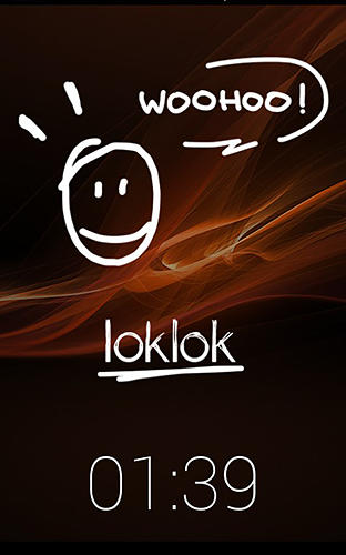 LokLok - Draw on a Lock Screen