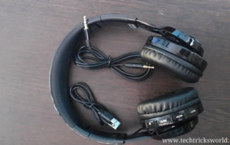 iBall Glint BT06 – Bluetooth Headset With Mic [Review + Giveaway] –  Indian Shipping Only