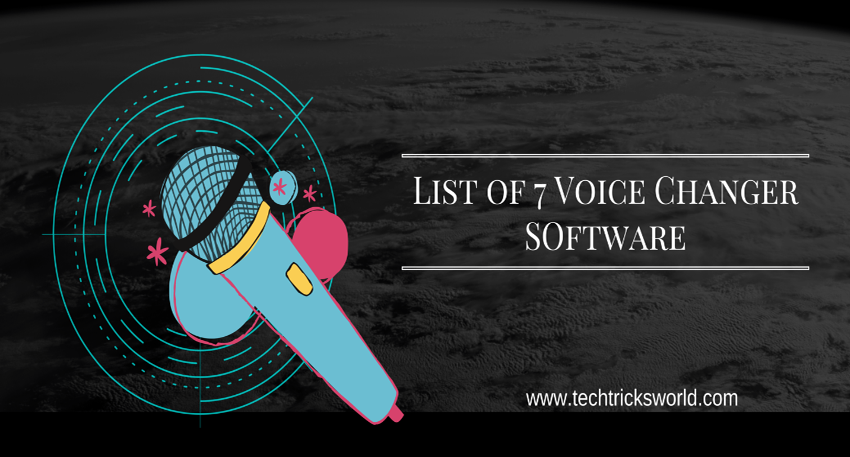 Create Fake Voice with Voice Changer for PC