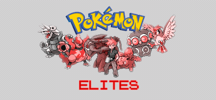 Pokemon Elites
