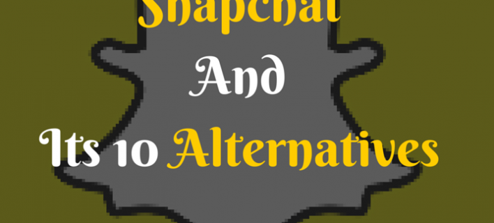 What is Snapchat? 10 Apps Like Snapchat!