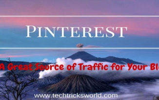 Pinterest: A Great Source of Traffic for Your Blog
