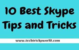 10 Best Skype Tips and Tricks for 2018