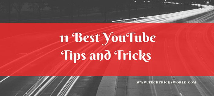 12 Best YouTube Tips and Tricks for 2018