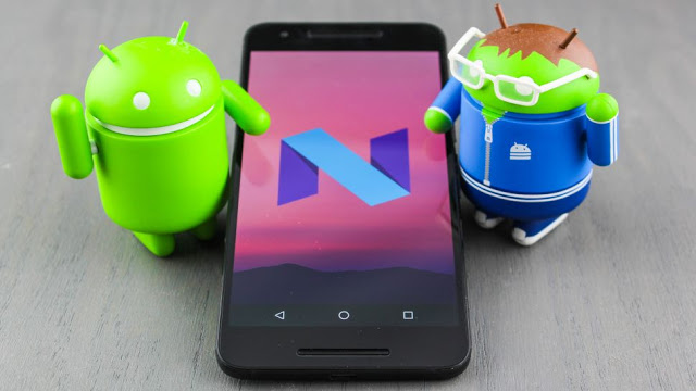 Android N 3