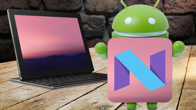 Android Nougat 4