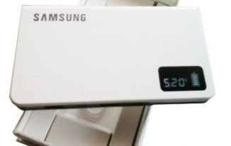Samsung Power Bank (20,000 mAh)