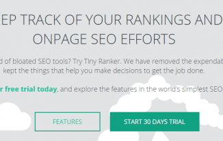 Tiny Ranker –  The Best Keyword Position Checker Tool
