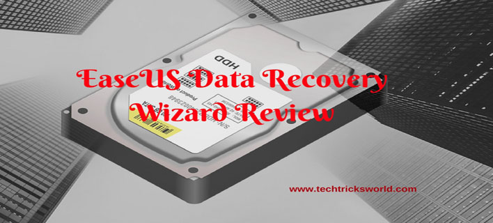 EaseUS Data Recovery Wizard Review – Free Data Recovery Software