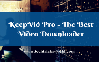 KeepVid Pro  –  The Best Video Downloader of Its Time