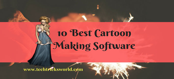 10 Best Cartoon Making Software