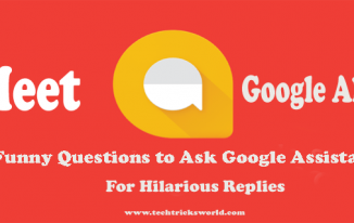 Google Allo – 16 Questions To Ask Google Assistant For Hilarious Replies