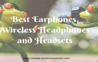 40 Best Earphones, Wireless Headphones and Headsets in India