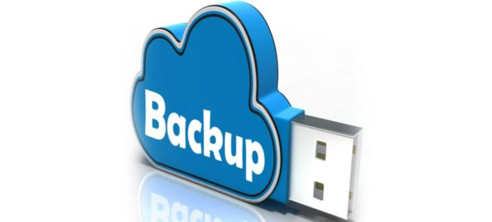 IDrive's online backup software – Ticks most boxes