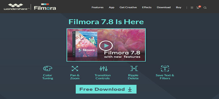 Filmora V7.8.0 – Reloaded with Lots of New Features