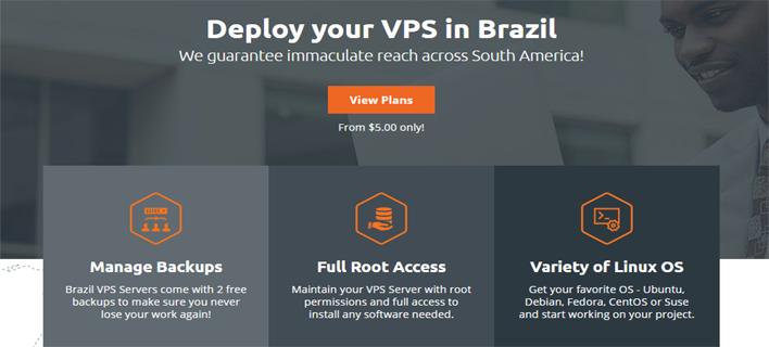 Host1Plus VPS in Brazil: Why Businesses Should Consider it?