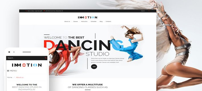 10 Best Dance and Music WordPress Themes for a Beautiful Website