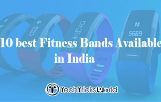 10 Best Fitness Bands Available in India