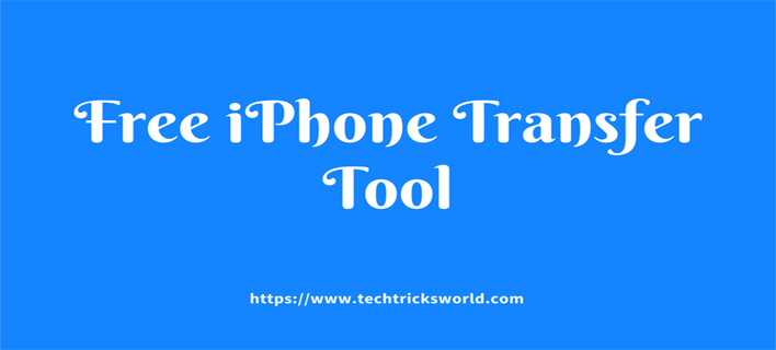The Free iPhone Transfer Tool I Use as iTunes Alternative