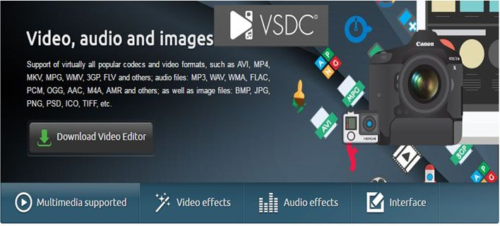 VSDC: Best Free Video Editing Software for Windows