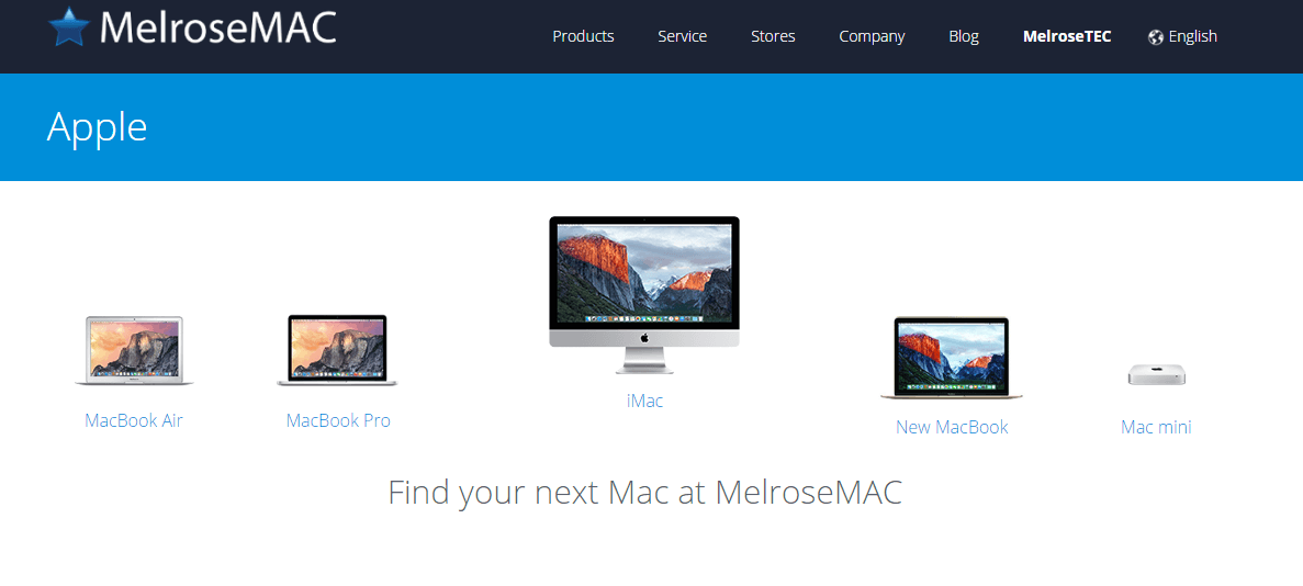 Probably The Best Place To A Mac