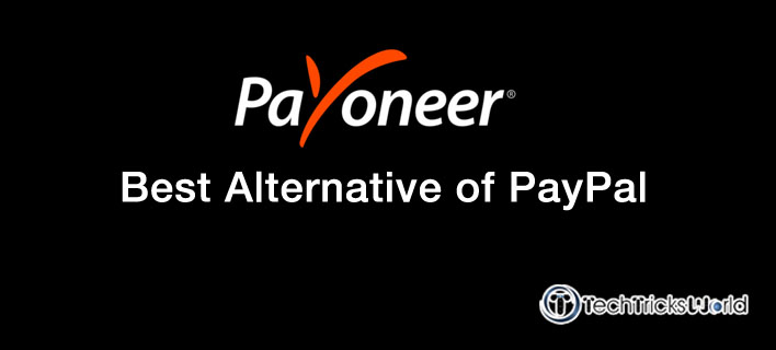 Payoneer – Best Alternative of PayPal