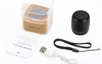 Dodocool Portable Bluetooth Speaker for iPhone / Car with Microphone under 1000 #Giveaway (Only India Shipping)